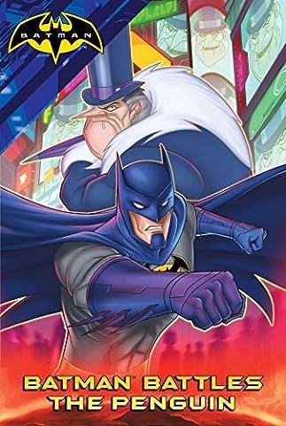 Batman Battles the Penguin (Batman Unlimited)