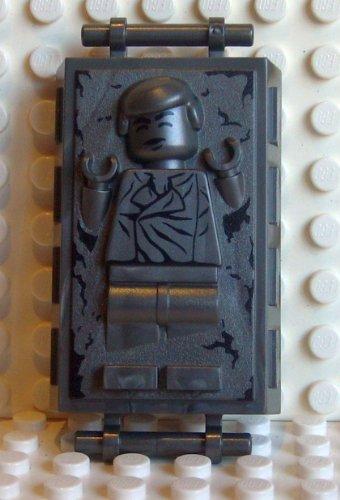 Lego Star Wars Han Solo in Karbonit aus Set 8097