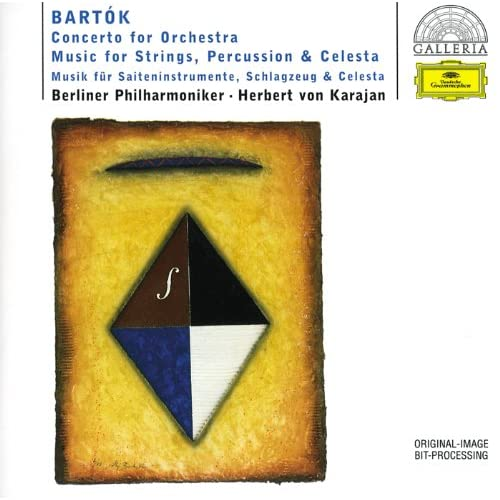 Bartók: Music for Strings, Percussion and Celesta, Sz. 106 - 2. Allegro