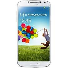 """Samsung Galaxy S4 (I9505) - Smartphone libre (pantalla táctil de 4,99"""" 1080x1920, cámara 13 Mp, 16 GB, 4 procesadores de 1.9 GHz, 2 GB de RAM, S.O. Android 4.2.2 con Touchwiz), blanco"""