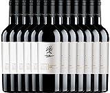 12er Paket I Tratturi Primitivo Puglia IGT 2017 - Cantine San Marzano | trockener Rotwein | italienischer Wein aus Apulien | 12 x 0,75 Liter