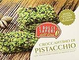 I Dolci Sapori dell'Etna Croccantino di Pistacchio - 100 gr