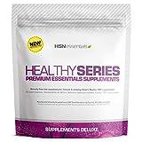 HSN Essentials - Proteína de Guisante Aislada (Pea Protein Isolate) - Sabor Chocolate - 2000 gr