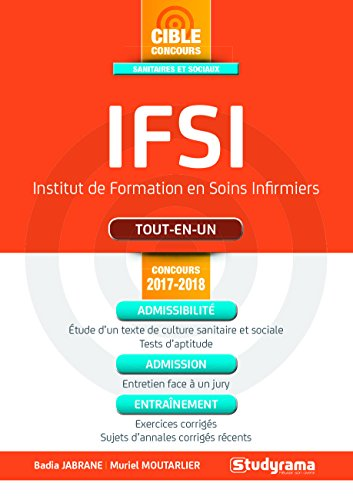 IFSI Concours 2017-2018