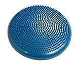 Ce nouveau plateau de proprioception à picot peut être utilisé par tous, développe le sens de l'équilibre et permet un renforcement articulaire des membres inférieurs et une dépense d'énergie. Outils permettant un travail dans l'amélioration de l'équ...
