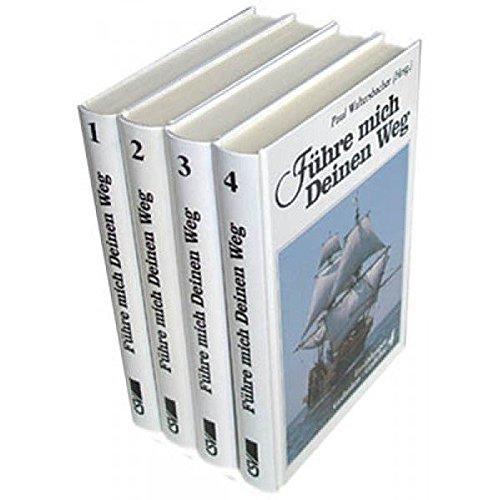 Führe mich Deinen Weg - Paket: Erzählungen, Gedanken, Gedichte in 4 Bänden (Führe Mich, Mich Führe)
