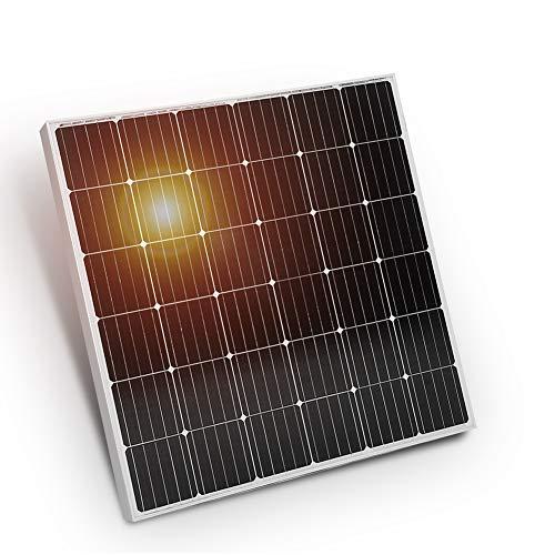 El panel solar monocristalino DOKIO 150W es un módulo fotovoltaico autónomo, compacto y robusto, es la solución práctica e ideal para aplicaciones sin conexión a la red eléctrica. La selección de módulos fuera de red de DOKIO ofrece soluciones inclus...