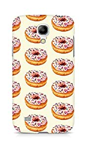 Amez designer printed 3d premium high quality back case cover for Samsung Galaxy S4 Mini (donuts)