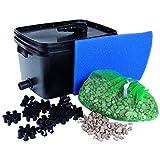 Ubbink Teichfilter / Durchlauffilter FiltraPure 2000 Plus-Set