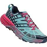 Hoka One One Speedgoat 2 - Zapatillas de Running para Mujer Canton/Dress Blues 2018, Color, Talla US 5.5   EU 36 2/3