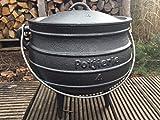 Potjie Gr.4 - Südafrikanischer Dutch Oven - für 8-10 Personen