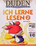 Duden Lernsoftware, CD-ROMs, Ich lerne lesen, 1 CD-ROM (Teil 2) Bild