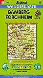 Fritsch Karten, Nr.66, Bamberg, Forchheim (Fritsch Wanderkarten 1:50000)