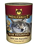 Wolfsblut Blue Mountain, 12er Pack (12 x 395 g)
