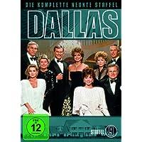 Dallas - Die komplette neunte Staffel