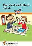 Quer durch die 3. Klasse, Englisch - Übungsblock (Lernspaß Übungsblöcke, Band 673) - Helena Heiß