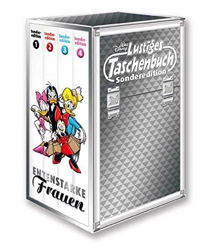 Frauen Daisy (Lustiges Taschenbuch Entenstarke Frauen (4 Bände im Schuber): Lustiges Taschenbuch Sonderedition)