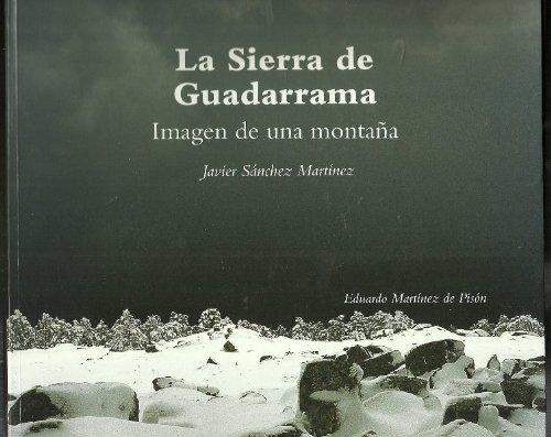 La sierra de Guadarrama. Imagen de una montaña