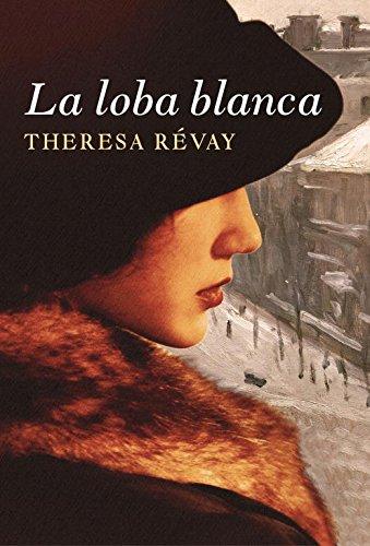 La Loba Blanca / The White Wolf por Theresa Revay
