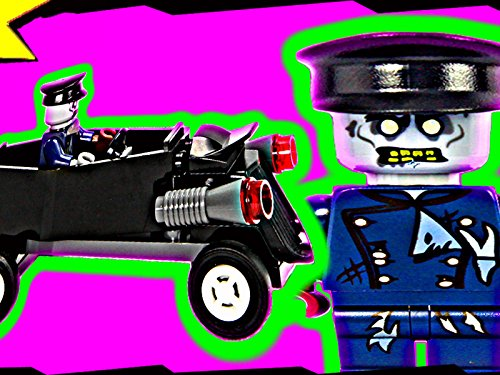 Clip: Zombie Chauffeur (Lego Monster Fighter Sets)