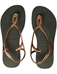 067fc3b06be4a4 Amazon.co.uk  Havaianas - Sandals   Women s Shoes  Shoes   Bags