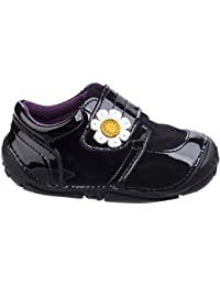 Hush Puppies Girls Mimi Toddler Adjustable Pre-Walkers Casual Shoes