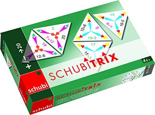 SCHUBITRIX Mathematik. Addition und Subtraktion bis 20 par  (Jeu - Jan 1, 2005)