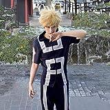 I TRUE ME Mens Katsuki Bakugo Academy Gymnastics Uniforms My Hero Academia boku nohero Cosplay Izuku Midoriya Todoroki cos,S
