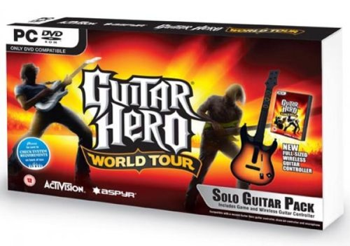 Guitar Hero: World Tour (Bundle)