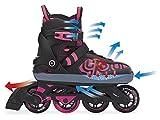 Crivit Softboot-Inlineskates Jugend Mädchen Softboot Inlineskates Gr. 37-41