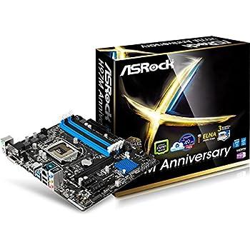 ASRock H97M ANNIVERSARY Carte mère Intel ATX Socket 4xD3 1600 USB 3.0 SATA 3