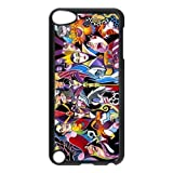 Scarica Libro FEEL Q Disney Movie Maleficent Sleeping Beauty Cartoon iPod Touch 5 case Hard Plastic Case Cover for Apple iPod Touch 5th Generation (PDF,EPUB,MOBI) Online Italiano Gratis