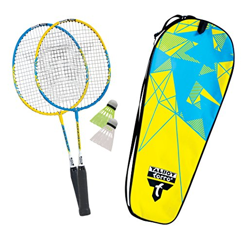Talbot Torro Attacker Junior Thermobag (2017),449501 Badminton Set, Mehrfarbig, M