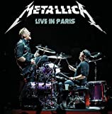 Metallica LIVE IN PARIS 2017 World Wired Tour 2CD set in cardbox [Audio CD]
