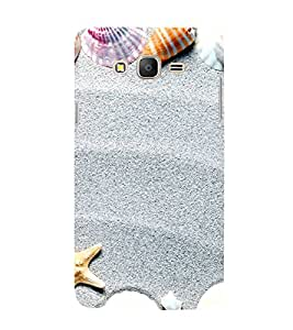 Sea Shells 3D Hard Polycarbonate Designer Back Case Cover for Samsung Galaxy On5 Pro (2016) :: Samsung On 5 Pro