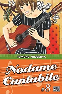 Nodame Cantabile Edition simple Tome 8