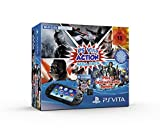 Sony PlayStation Vita (WiFi) inklusive 8 GB Speicher+Action Mega Pack