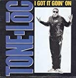 Tone-Loc: I Got It Goin' On LP VG++ Canada Island