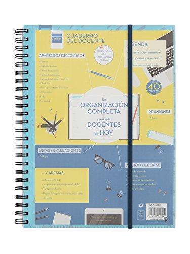 Finocam 5340001 - Cuaderno del docente , formato 230x210 mm