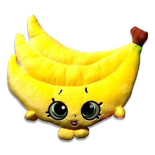 Shopkins Plush Figure Buncho Bananas Large Plush (12 In)