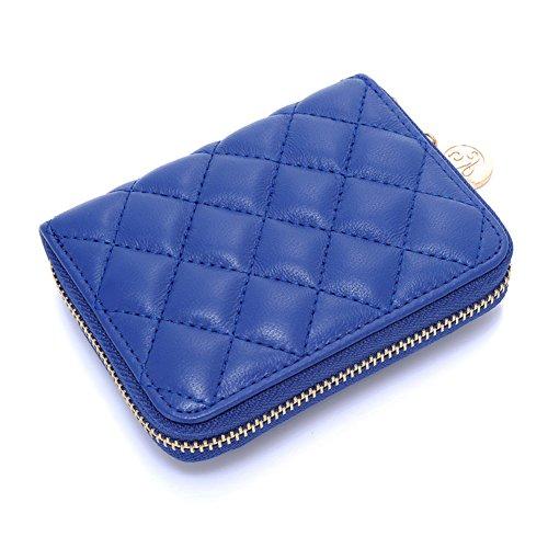 Sac à main bi-Ling Plaid short/ portefeuilles de fermeture à glissière ladies coréen/Porte-monnaie/ portefeuilles mini-étudiant-B B