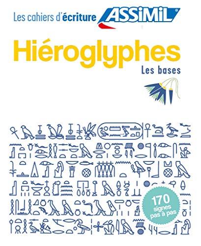 Cahier Écriture Hieroglyphes