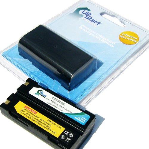 2-pack batteria sostitutiva per Trimble tr-r8Trimble 29518, 5700, R7, R8GNSS,