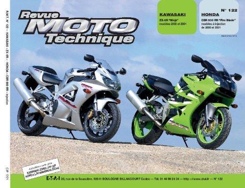 Rmt 122.1 Kawa Zx-6r(00/01) Honda Cbr900rr(Inj)00/01