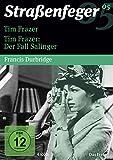 Straßenfeger 5 : Tim Frazer / Tim Frazer: Der Fall Salinger (Francis Durbridge) [4 DVDs] -
