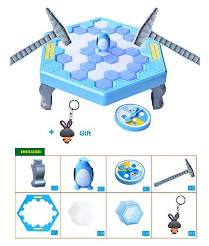Pinguin-Trap-Tisch-Spiel-Eis-brechen-Speichern-Sie-die-Pinguin-Kids-Early-Education-Brettspiel-HOWATE