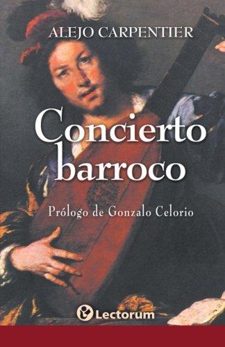 Portada del libro Concierto barroco