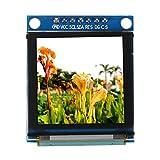 Modulo Visualizzazione Pannello Schermo Sostitutivo con Schermo Grafico OLED da 1,5 pollici I2C IIC SPI Serial 128 * 128 Display LCD a colori OLED Modulo per Arduino, SSD135