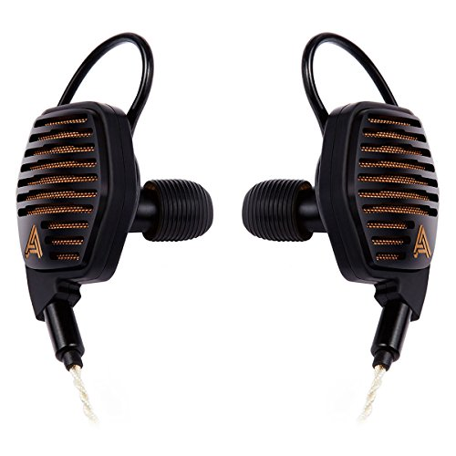 Price comparison product image Audeze LCDi4 Planar Magnetic In-Ear Headphones with Premium Cable