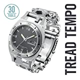 LEATHERMAN LT832421 Reloj Multiusos, Plata (Stainless Steel)